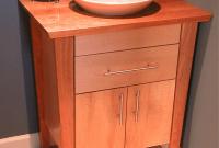 Pedestal Sink Vanity Cabinet