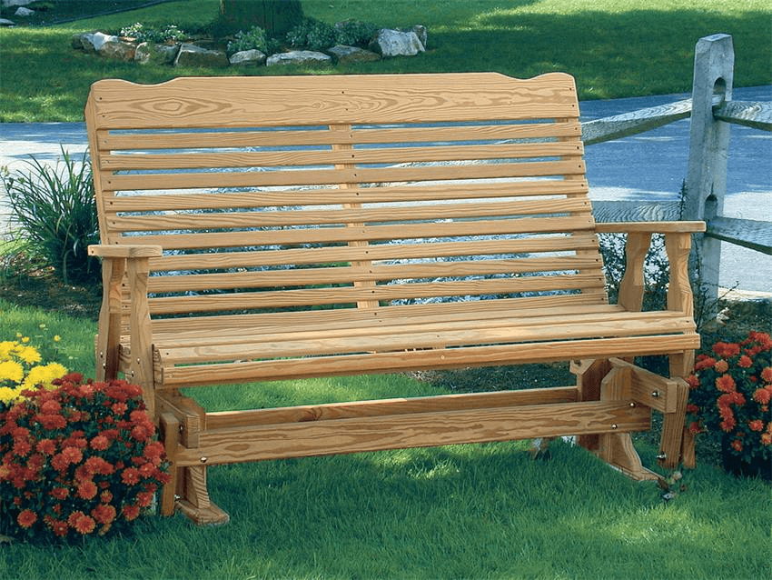 Wood porch glider plans - EasyHomeTips.org