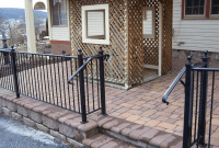 Wrought Iron Porch Railing Ideas