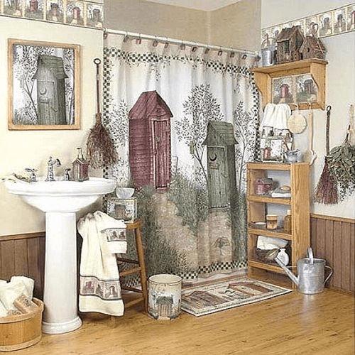 Zebra bathroom decor shower curtain
