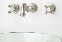 Bathroom Faucets Cross Handles