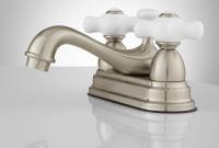 Bathroom Faucets Porcelain handles