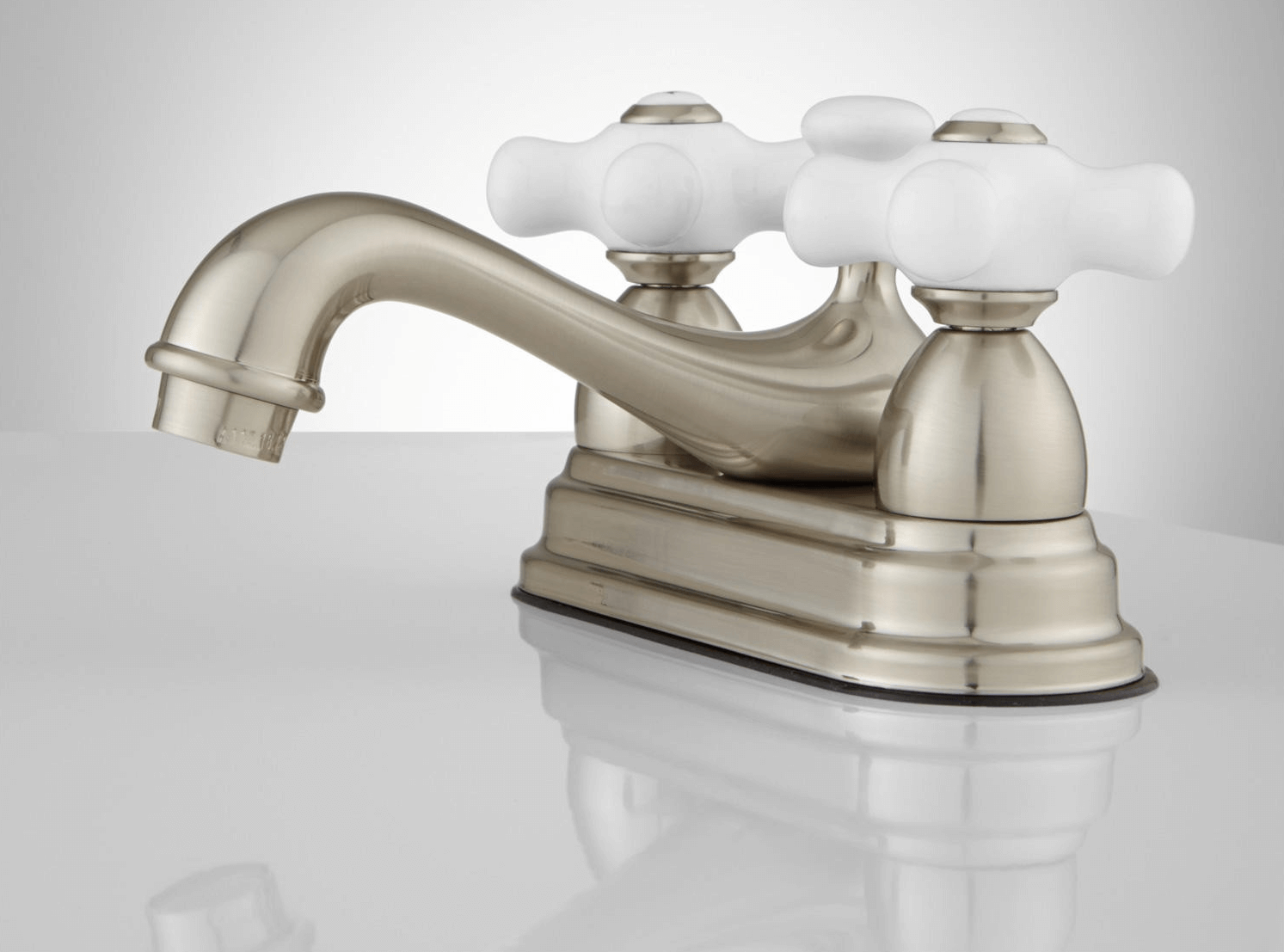 Bathroom Faucets Porcelain handles