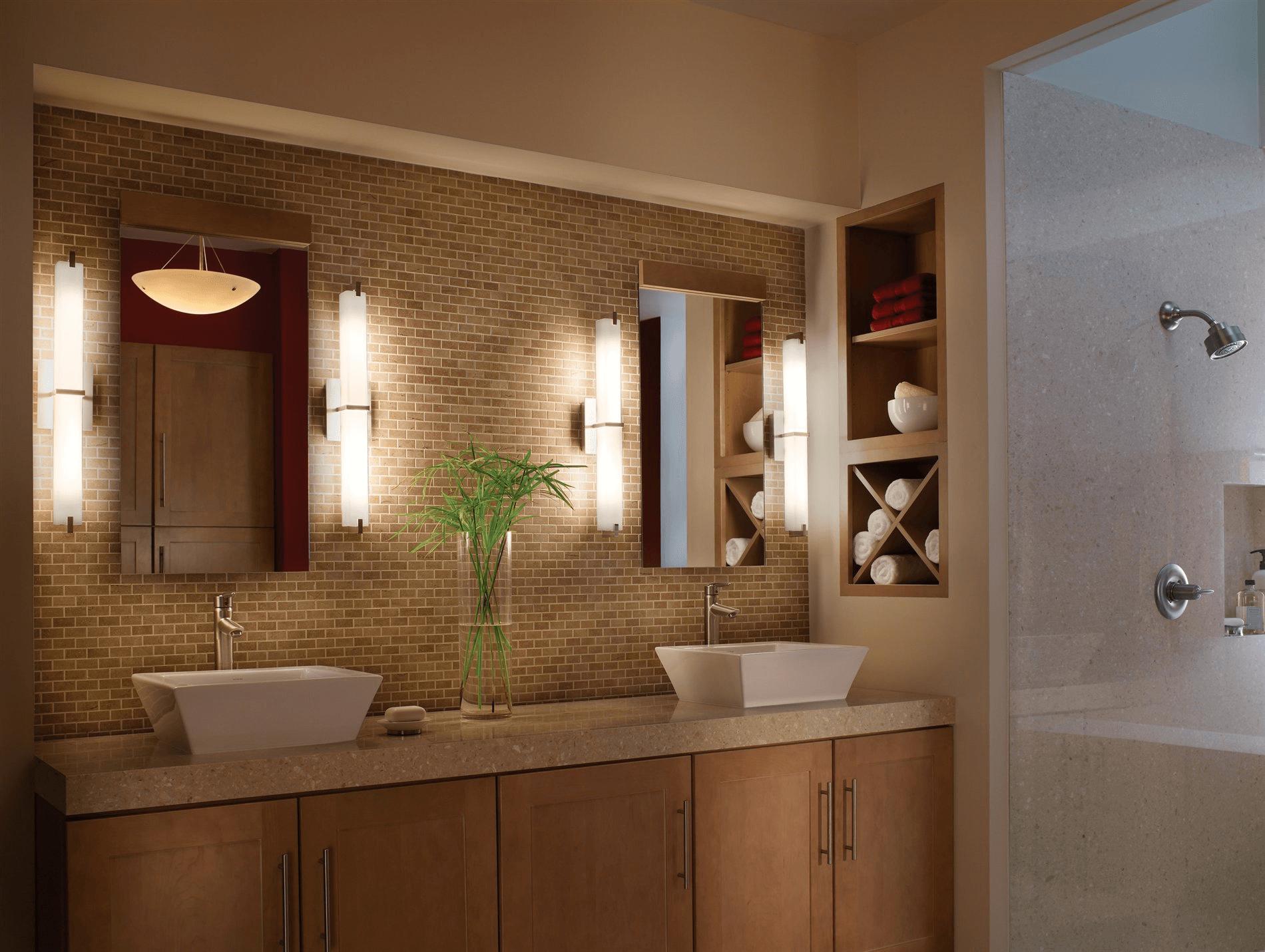 Bathroom Lighting Ideas Modern