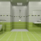 Bathroom Tile Ideas Green