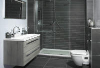 Bathroom Tile Ideas in Grey