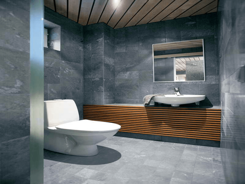 Natural Stone Bathroom Design Ideas ~ Bathroom tile ideas natural stone easyhometips