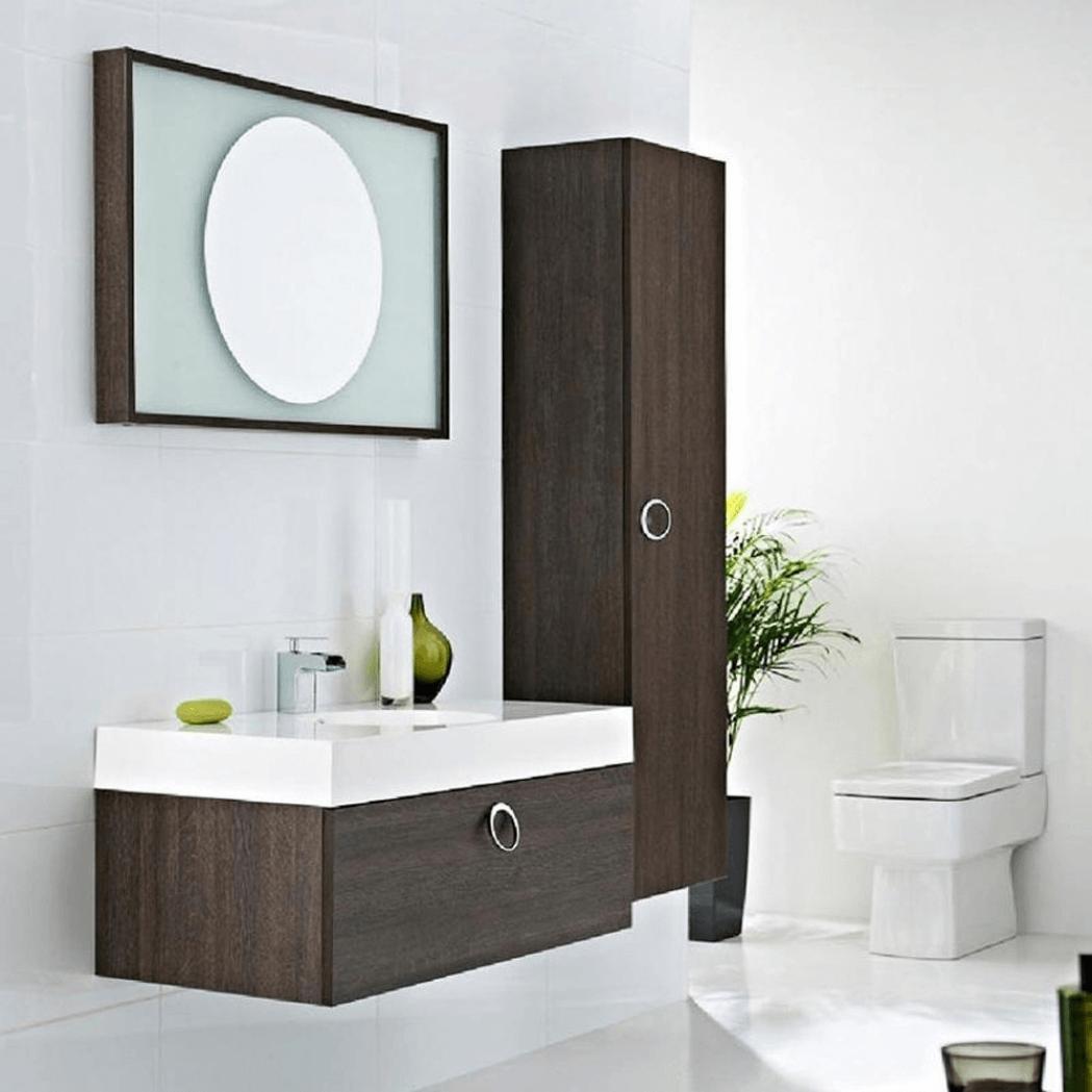 Bathroom wall cabinets design