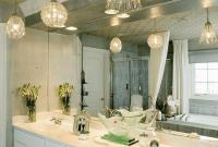 Ceiling Mount Bathroom Lighting Ideas
