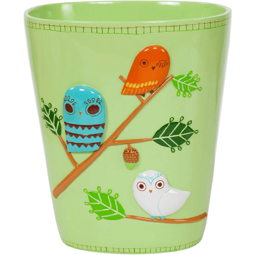 Interesting and creative Decorative Bathroom Wastebaskets