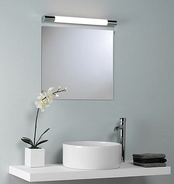 LED Bars Tubular for bathroom lighting over mirrors