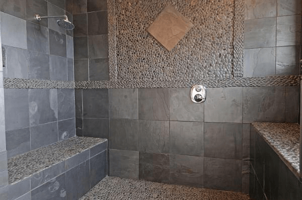 Natural Stone Looking Tiles for bathroom Flooring and wall