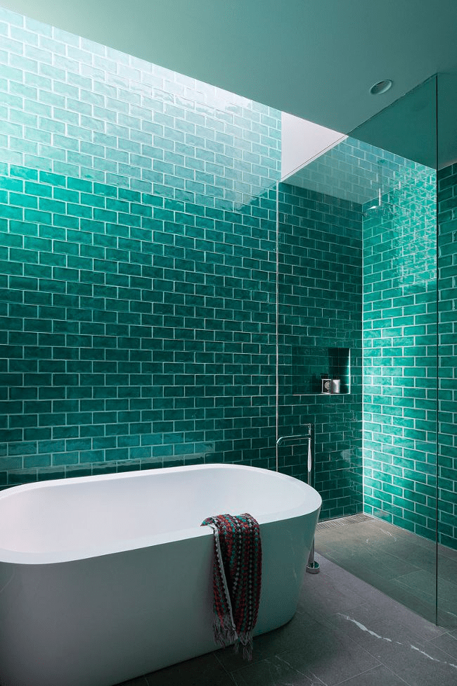 green mosaic tiles bathroom top 8 bathroom tile ideas green 18580