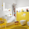 Yellow Bathroom Tile Ideas
