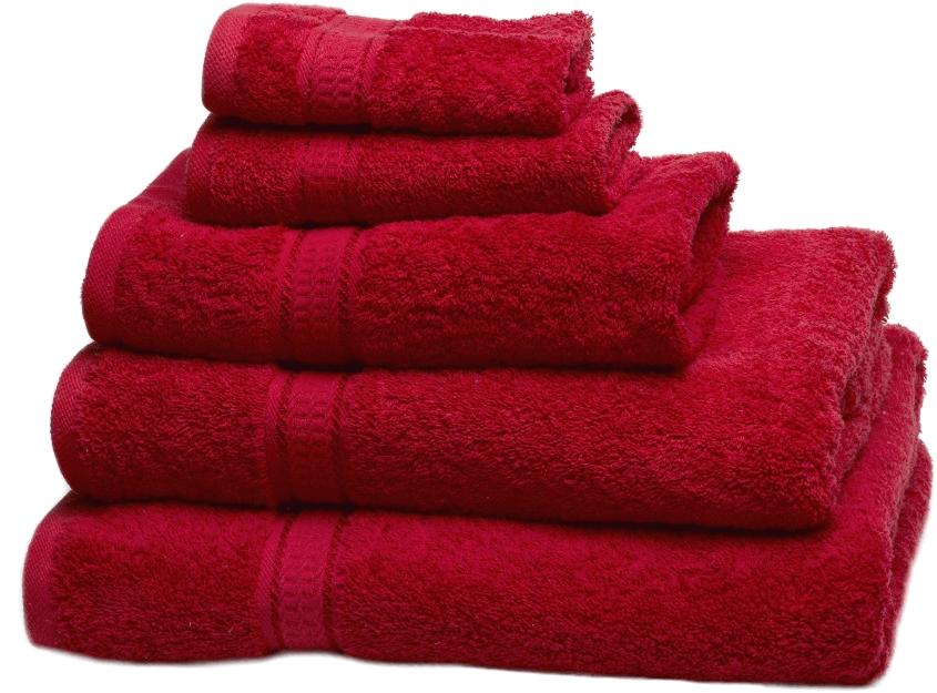 Red bath towel images