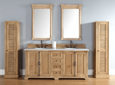The benefits of using unfinished vanity cabinet for Bathroom cabinets unfinished wood