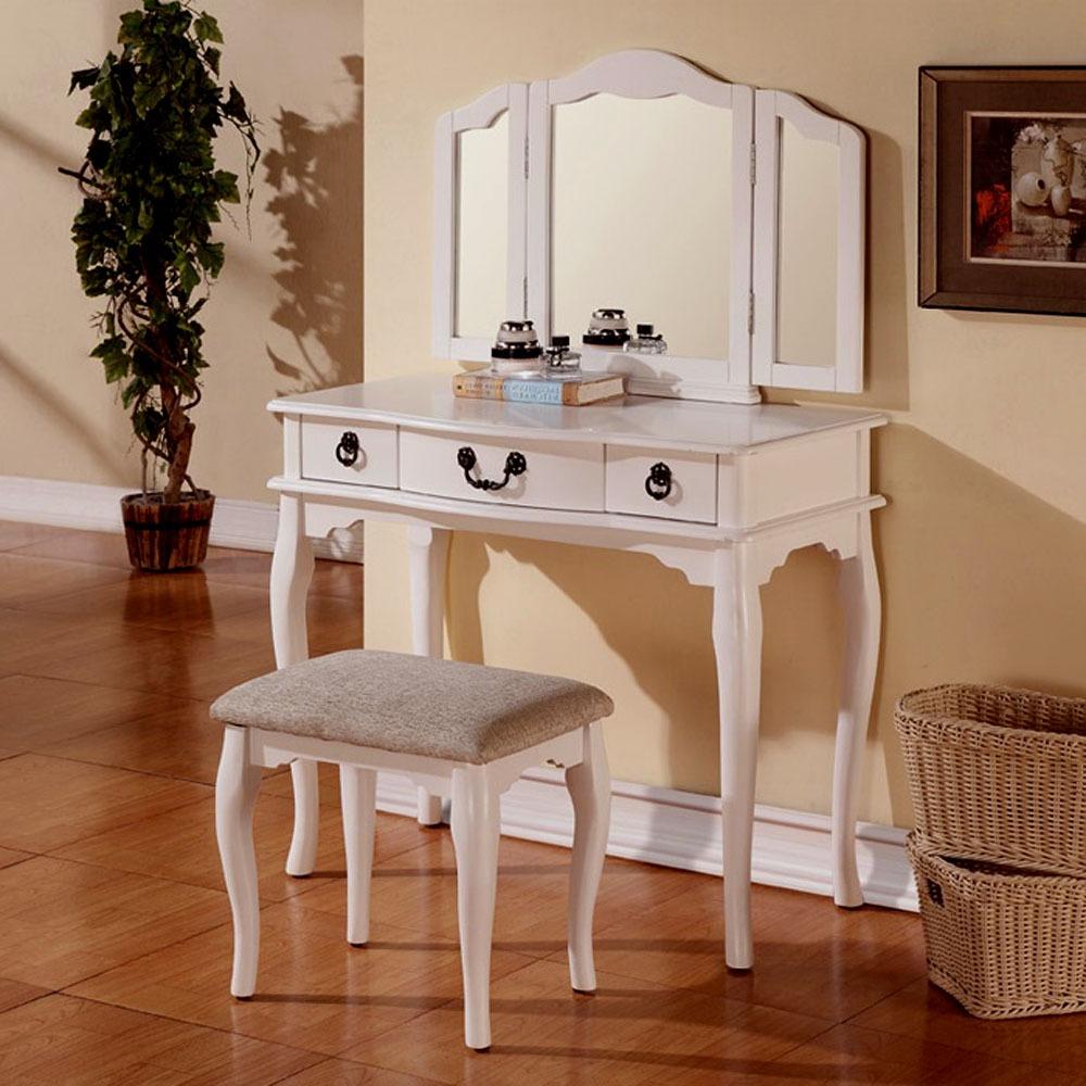 Three page horizontal vanity mirror ideas