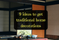 Simple DIY Traditional Home Decor Ideas