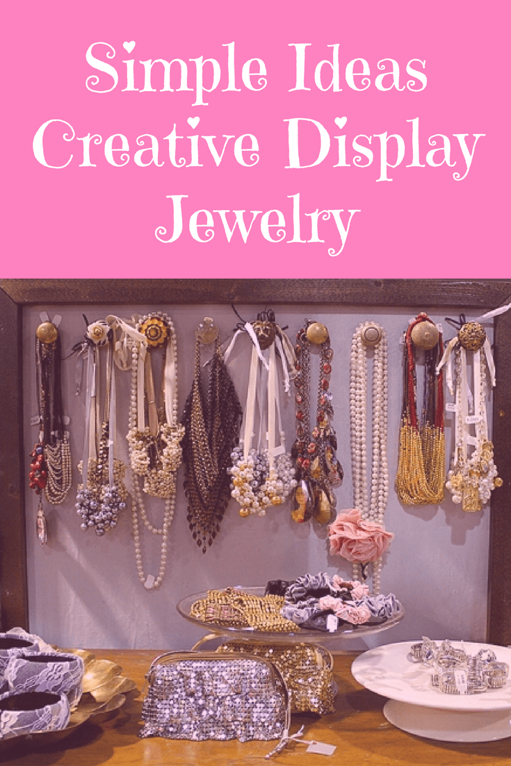 Simple Ideas Creative Display Jewelry