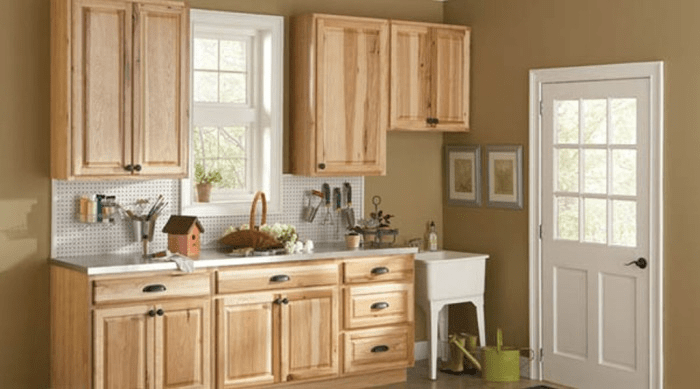Unfinished Cabinets Kitchen Ideas