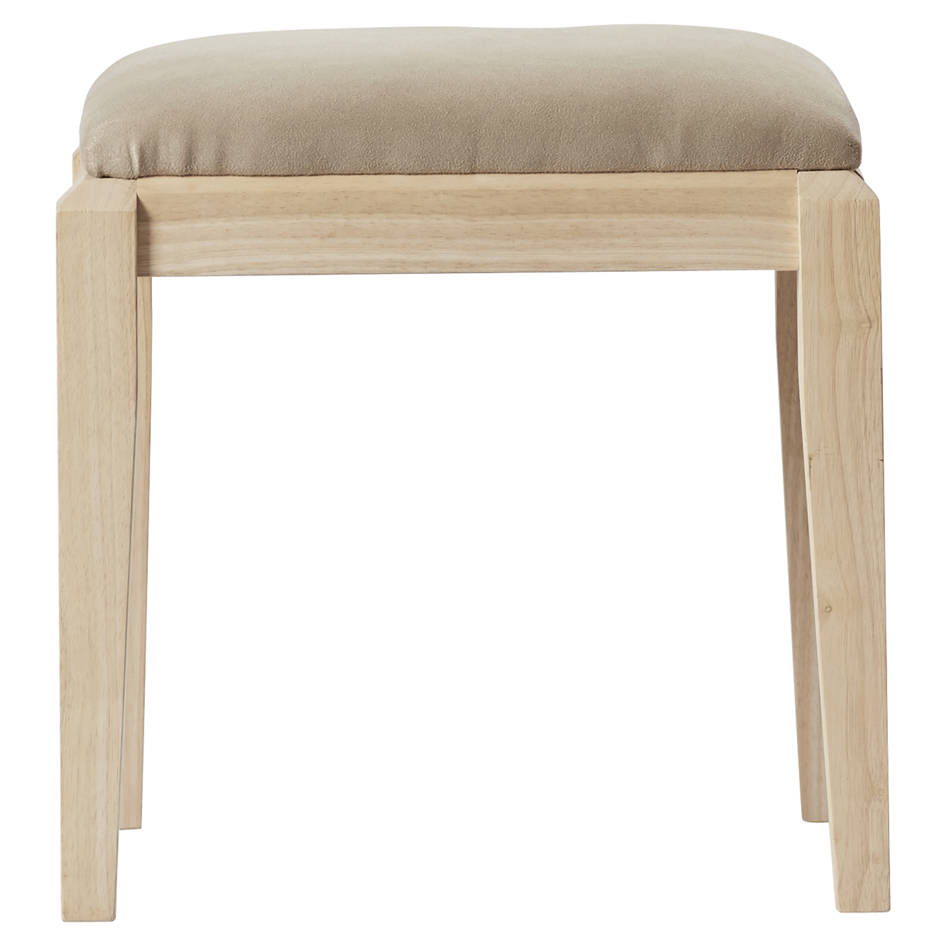 Best Upholstery For Unfinished Vanity Stool