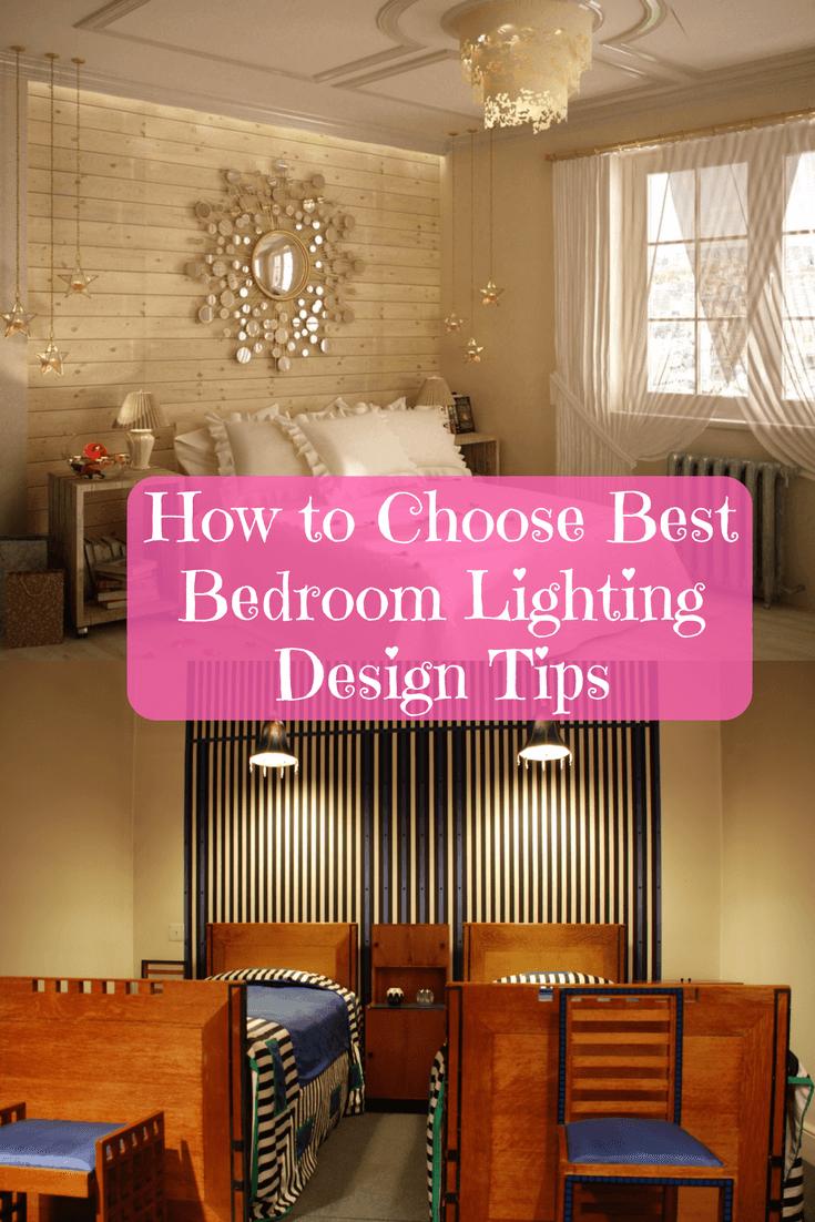 How to Choose Best Bedroom Lighting Design Tips
