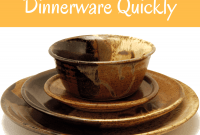 How to Clean Dinnerware Quickly
