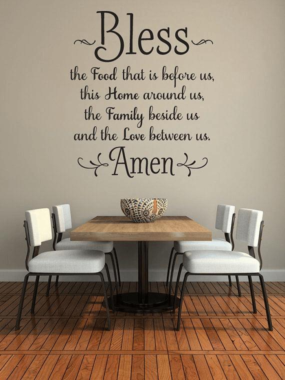 Artwork for dining room walls