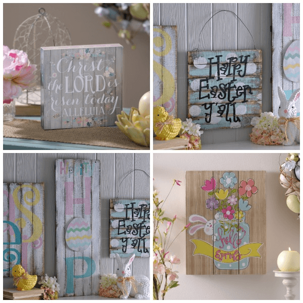 Easter Themed Dining Room Wall Decor Ideas