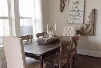 Farmhouse Vintage Dining Room Wall Décor Ideas