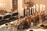 How to Decorate Dining Table for Birthday