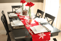 How to Decorate Dining Table for Valentine's day