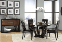 How to Decorate a Dining Room Side Table