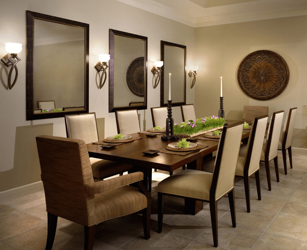 4 Large Dining Room Wall Decor