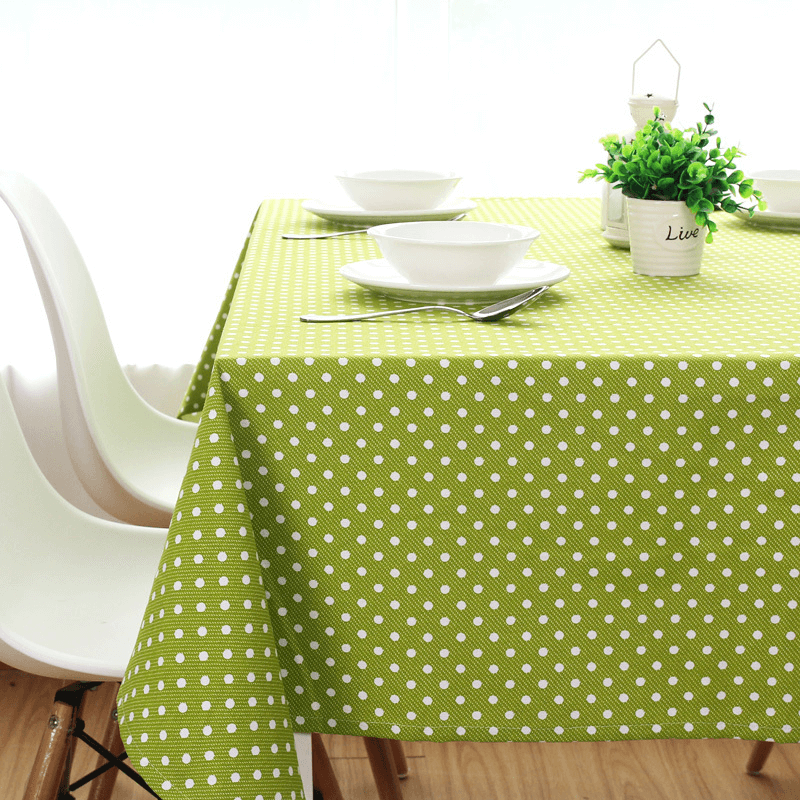 Square dining table cloth linens