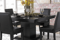 Tips on How to Decorate a Dining Room with Black Furniture