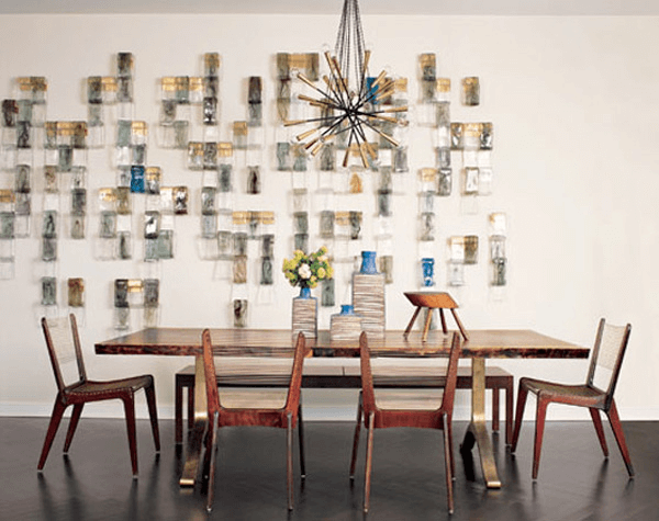 Unique Dining Room Wall Decor