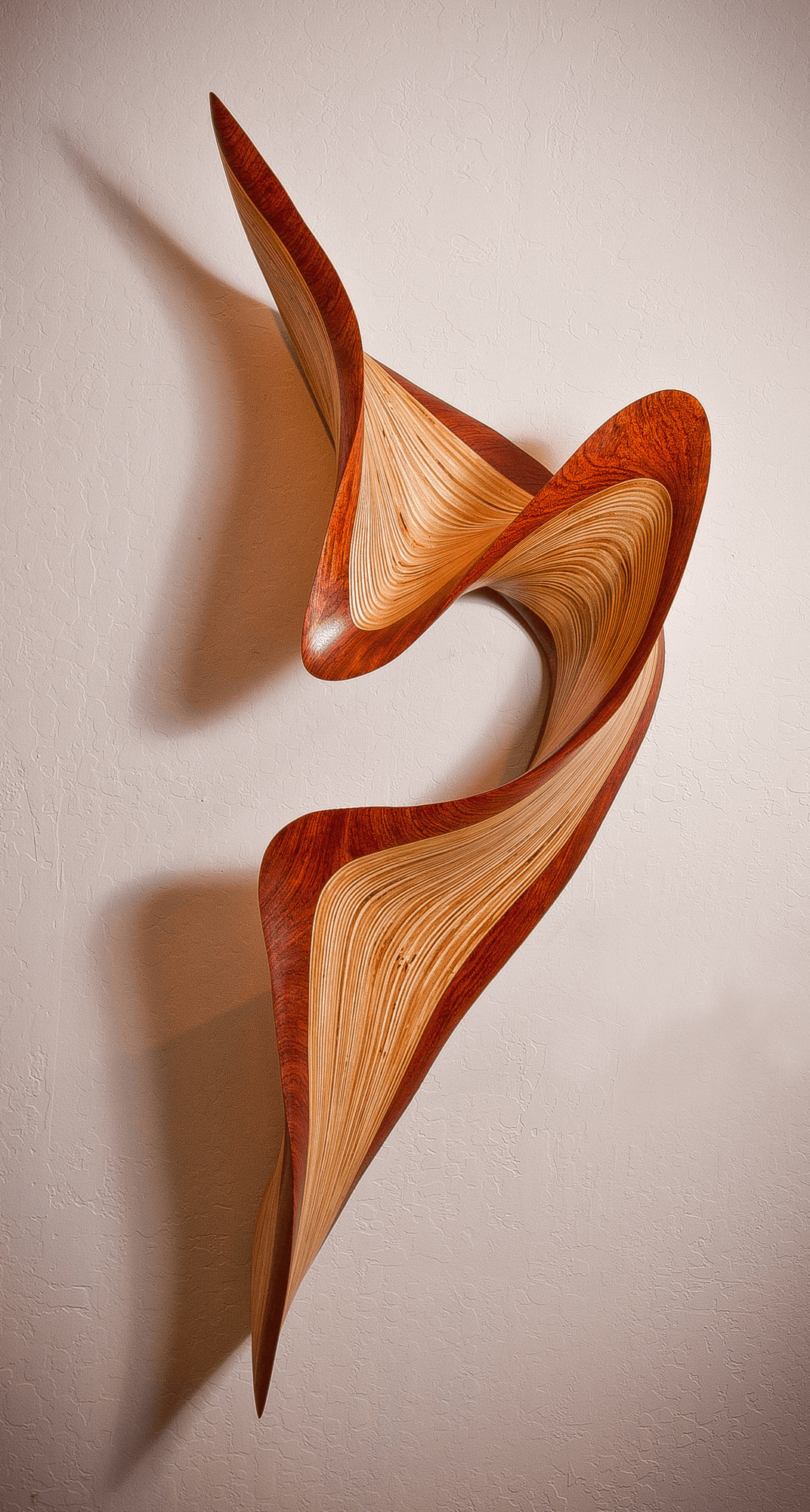 Wooden Sculpture art wall hangings