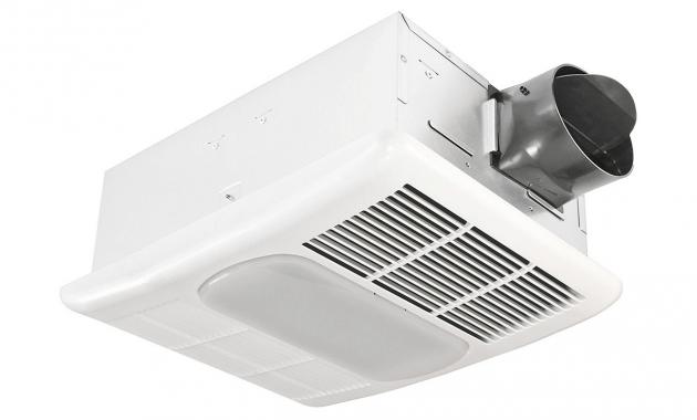 Bathroom Exhaust Fan With Heater