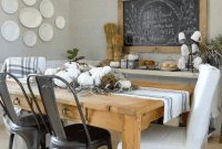 Dining Room Wall Décor Farmhouse ideas