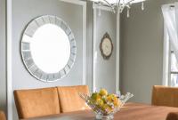 Dining Room Wall Molding Ideas