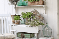 Rustic Farmhouse Porch Décor Ideas