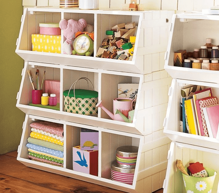 Crate Kids Organizers Pottery Barn