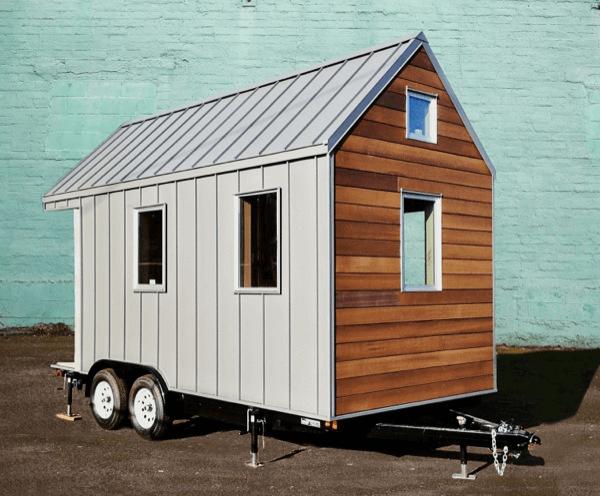 DIY Tiny house on wheels design ideas