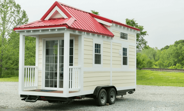 How Much Does A Tiny House Cost To Build