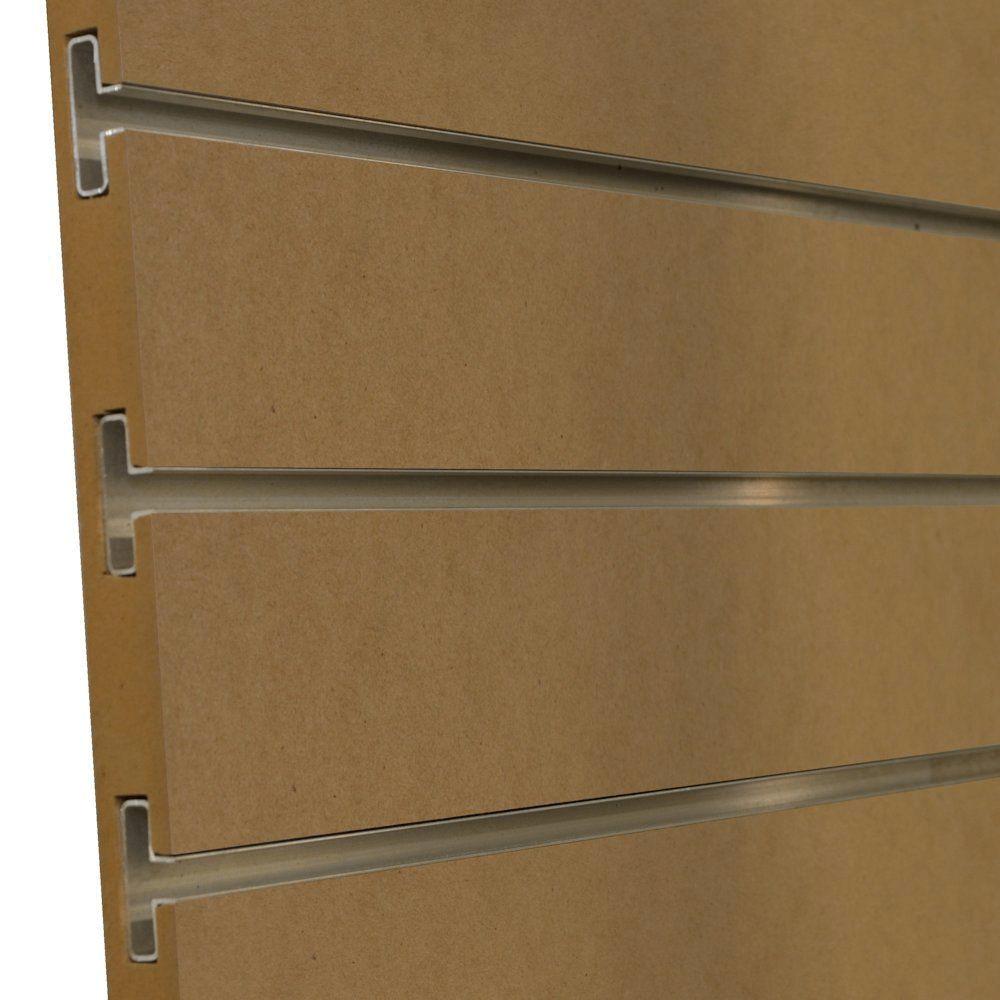 Slatwall Panel Tiny house Storage Design Ideas