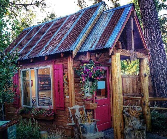 Tiny house Boho