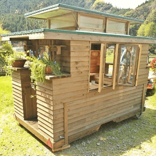 Tiny house Japan