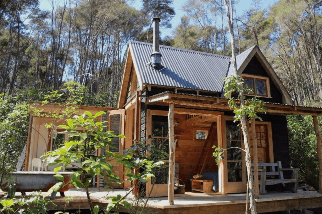 Tiny house New Zealand