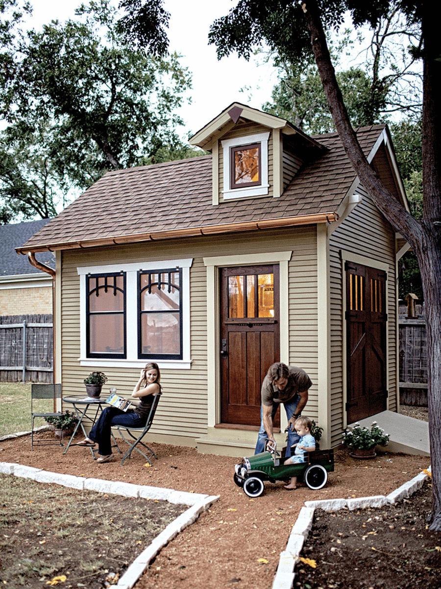 Tiny house cottage style design ideas
